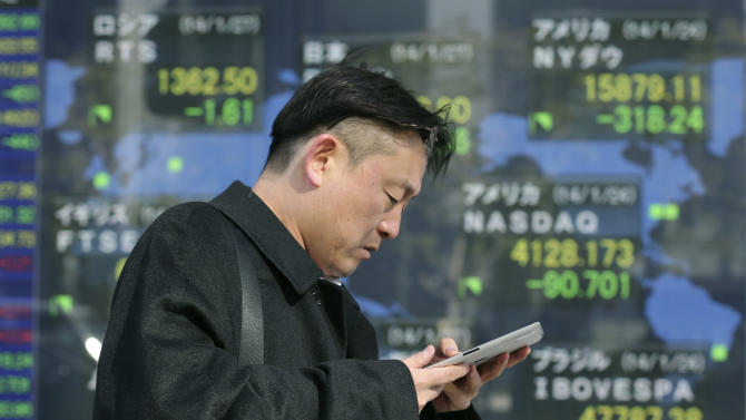 Market slide continues on emerging economy woes
