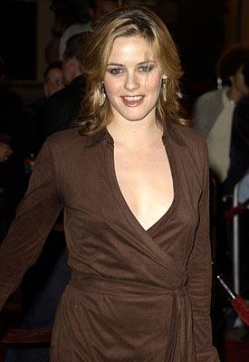 Premiere: Alicia Silverstone at the LA premiere of Universal's 8 Mile - 11/6/2002