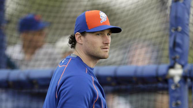Report: Mets' Murphy says he disagrees with gay 'lifestyle'