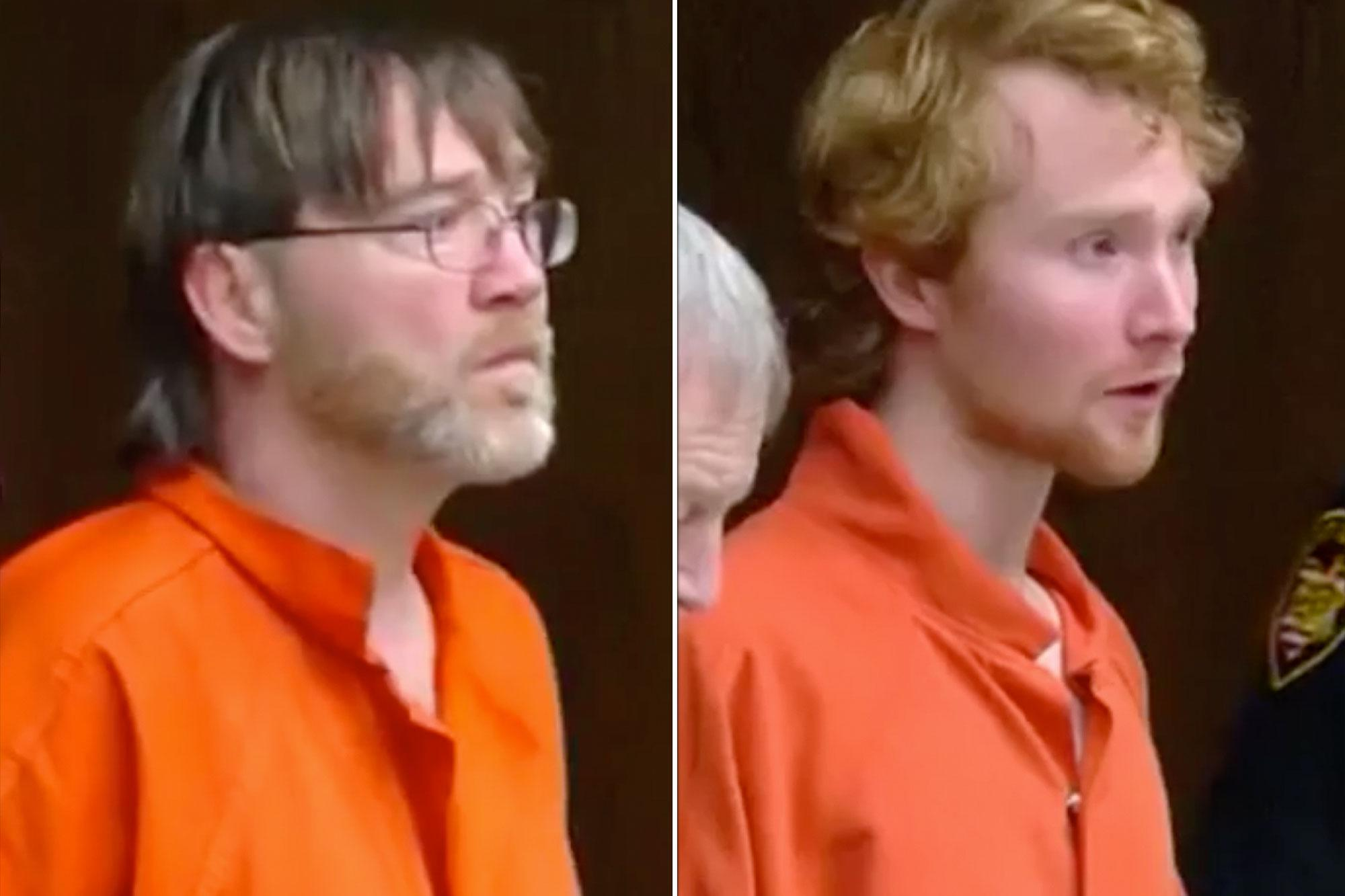 Father and Son Repeatedly Raped Teen Relative While Imprisoning Her for Years, Police Allege
