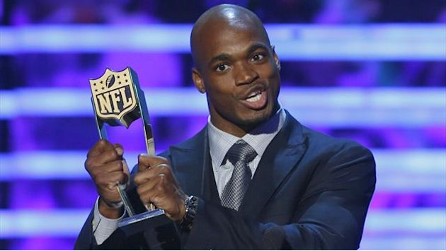 NFL - MVP Peterson has surgery to repair hernia