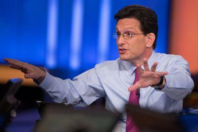 Jeb Bush winning Eric Cantor's endorsement is a great metaphor for his campaign