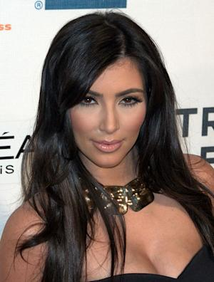 Kim Kardashian Tweets Sexy Lingerie Photo, Plus What Else She's Been Up To