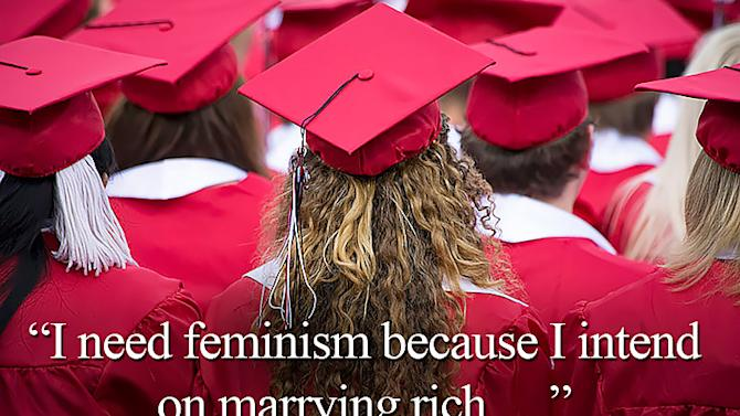 Funny, Inspiring Yearbook Quotes From the Graduating Women of 2015