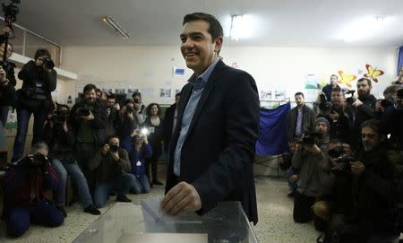 Syriza could win outright majority as Greece rejects austerity