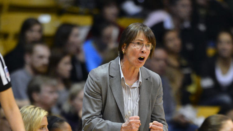 NCAA Womens Basketball: Stanford at Colorado