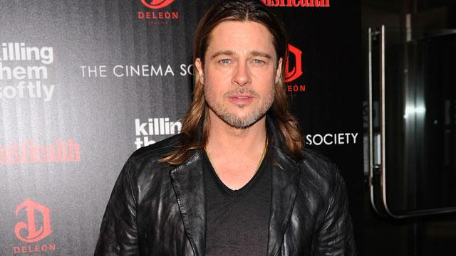 Brad Pitt Tapped to Present at MTV Movie Awards
