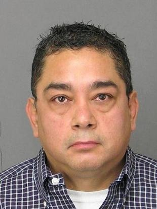Former referee Stephen Amador, 52, was convicted of sexually assaulting girls during high school basketball games -- Lakewood (Colo.) Police Department