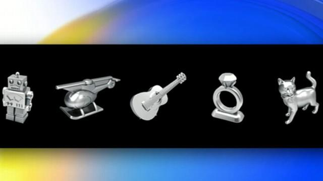 Hasbro Launches Vote for New Monopoly Piece