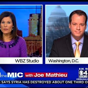 Behind The Mic With Joe Mathieu: Christie To Address CPAC