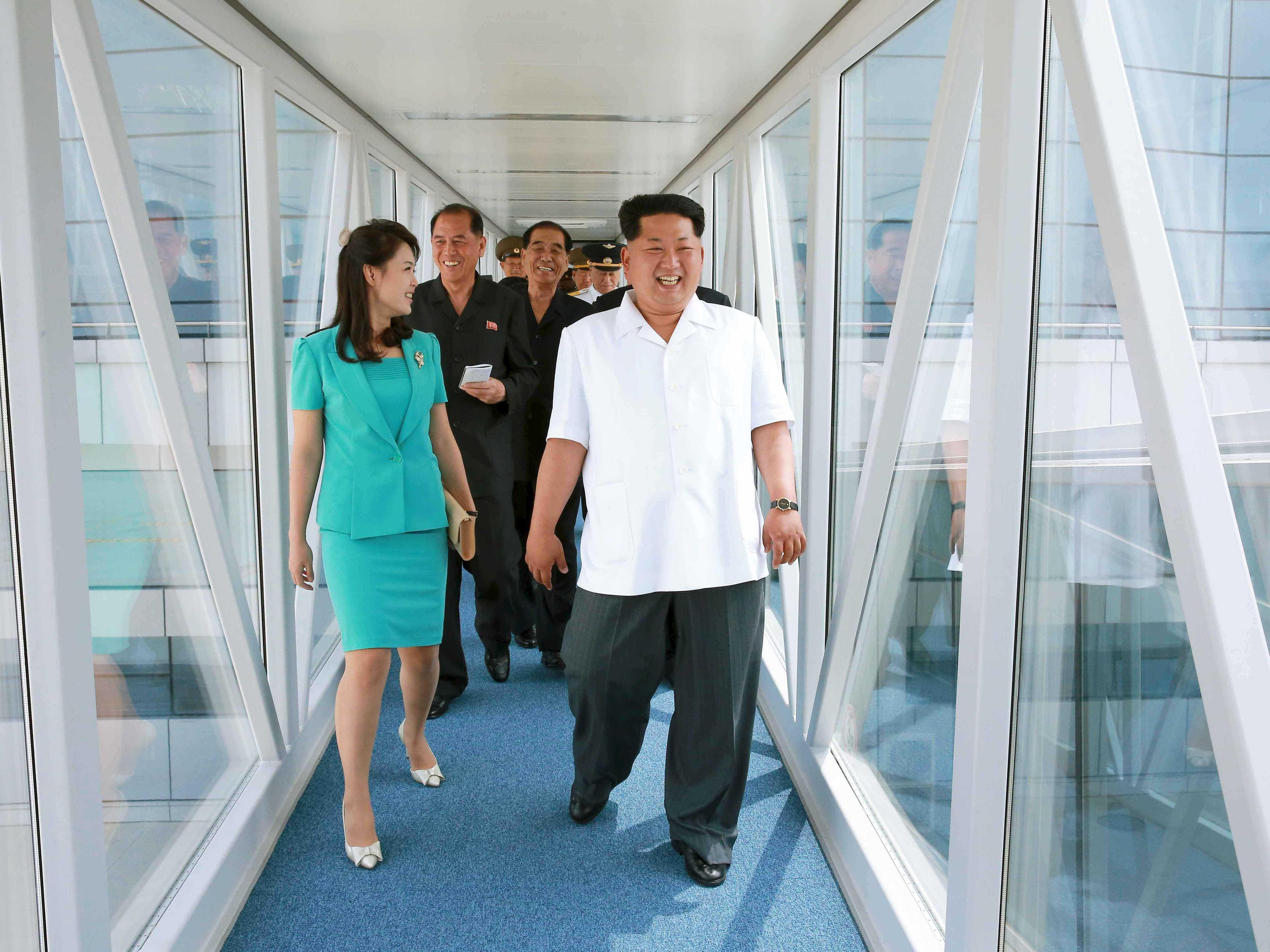 North Korea's stunning new airport puts many American airports to shame