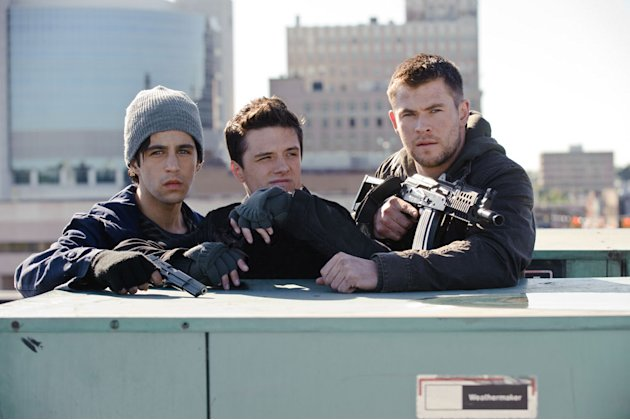 Red Dawn Stills