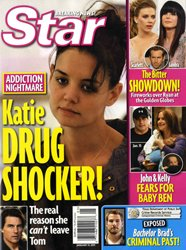 Cover of Star magazine, American Media Inc. Courtesy Star magazine