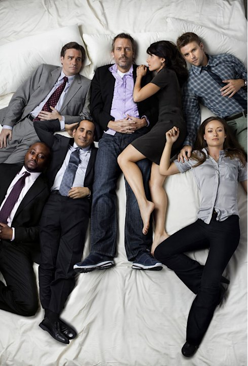 "The cast of ""House."""