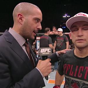 TUF 19 Finale: Main Event Octagon Interviews