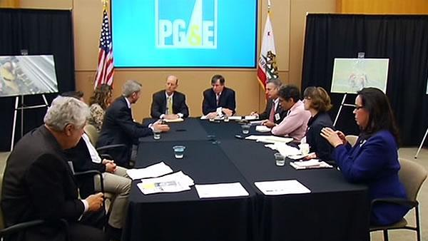California agency says PG&E should pay $2.25B for blast
