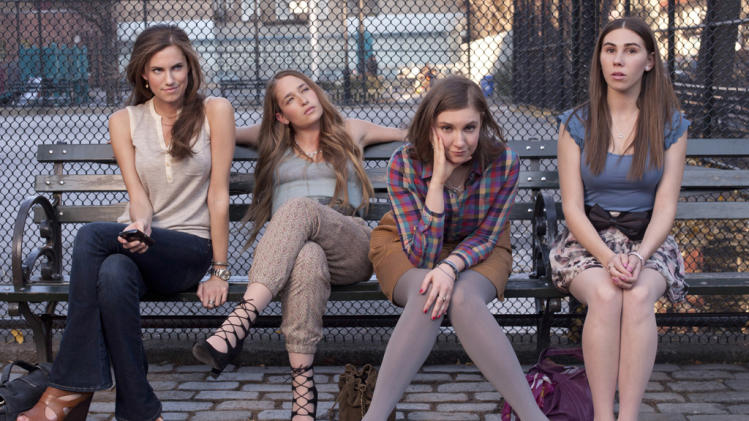"Outstanding Comedy Series: ""Girls"""