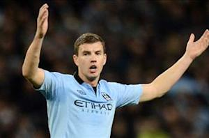 Zorc: Dortmund interested in Dzeko