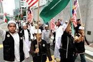 Muslim groups join worldwide protest against US over anti-Islam film