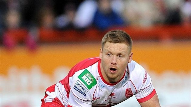 More bad news for Hull KR's Sean Gleeson.