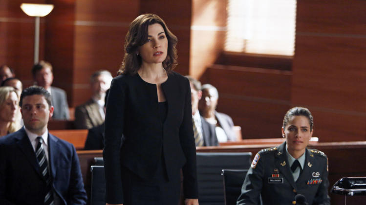 """The Good Wife"" -- ""The Art of War"""