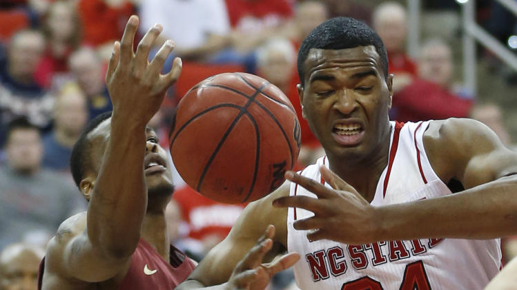 NC State outlasts Florida State 74-70