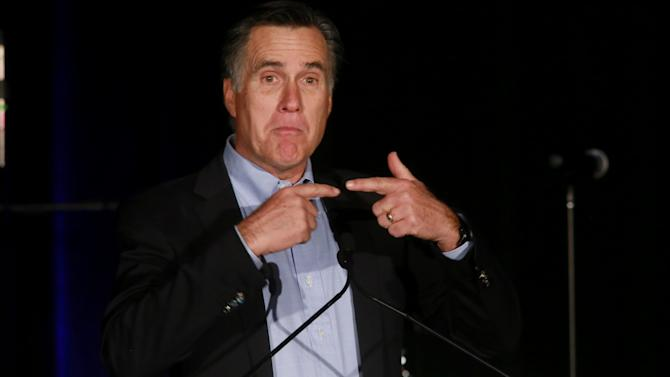 Mitt Romney said Friday he will not make another White House run in 2016, following weeks of speculation he would mount another campaign