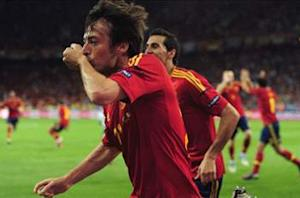 David Silva ruled out of Spain friendly with Chile