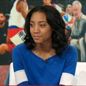 Why Mo'ne Davis Wants Offending Baseball Player to Have a Second Chance