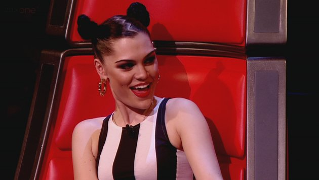 Jessie J, The Voice coach