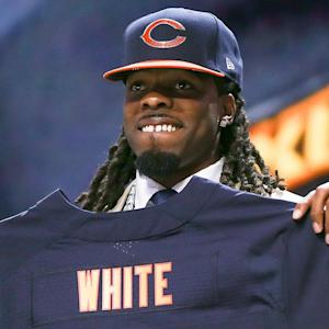 Kevin White on joining the Bears