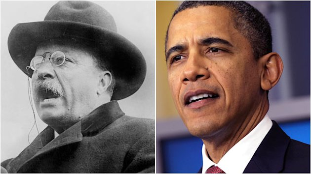 The Presidential Planner – Obama Borrows Page From Roosevelt's Playbook (ABC News)