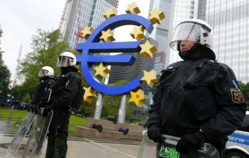 The N.W.O. Planned Collapse: Europe Hopeless! USA Next! RECORD UNEMPLOYMENT IN EUROPE