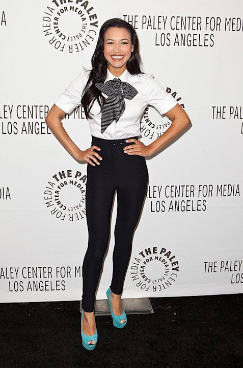 Naya Rivera Glee Paley Fest