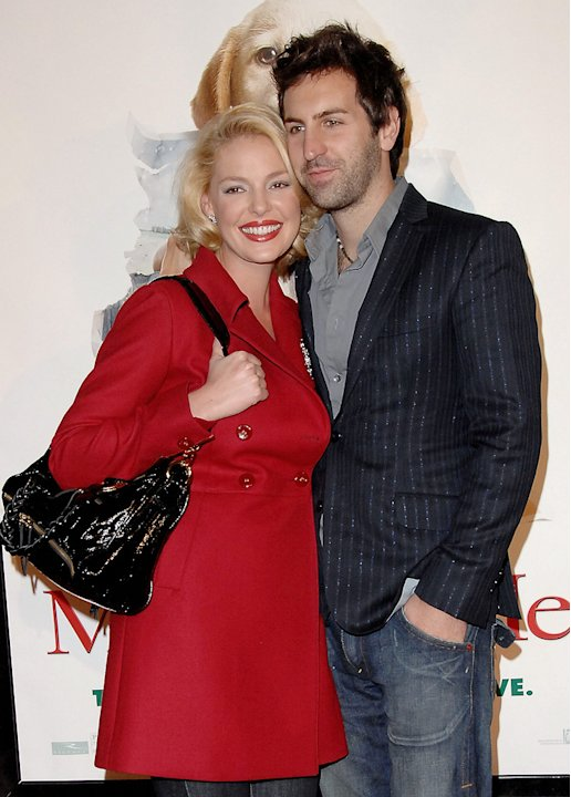 Marley and Me Premiere 2008 Katherine Heigl Josh Kelley
