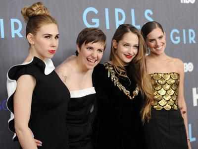 'Girls' Premieres Its Second Season
