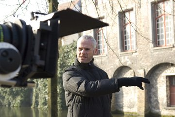 Writer/director Martin McDonagh in Focus Features' In Bruges