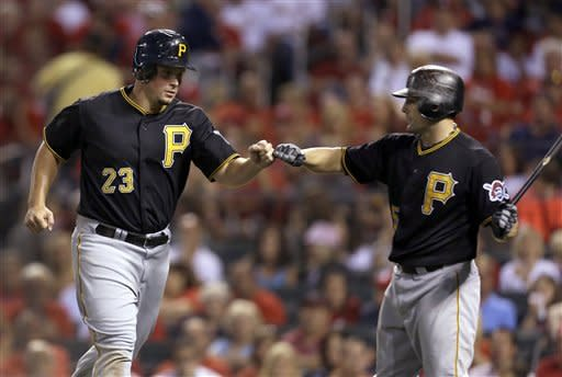 Pirates edge Cardinals 2-1 behind James McDonald