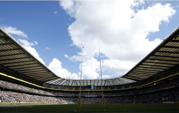 Rugby Union - Aviva Premiership - London Wasps v Harlequins - Twickenham