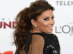 Longoria's sparkly, surprisingly revealing minidress