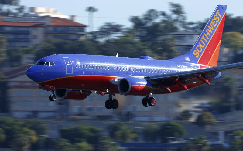 Southwest Airlines nears end of inspections that grounded 128 planes