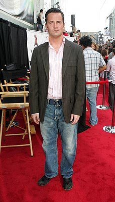 Matthew Perry, star of Three to Tango MTV Movie Awards - 6/5/2004