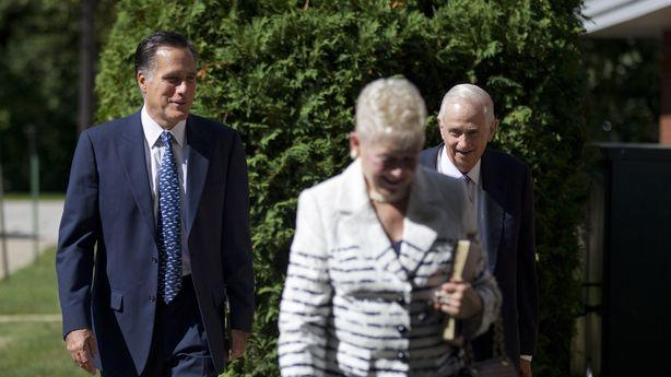 Romney's New Marriott Job Pays Him a Fraction of What He Made It This Year