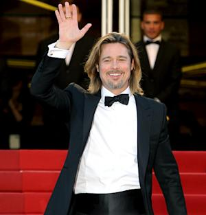 Inside Brad Pitt's Boys Night in Cannes Without Fiancee Angelina Jolie