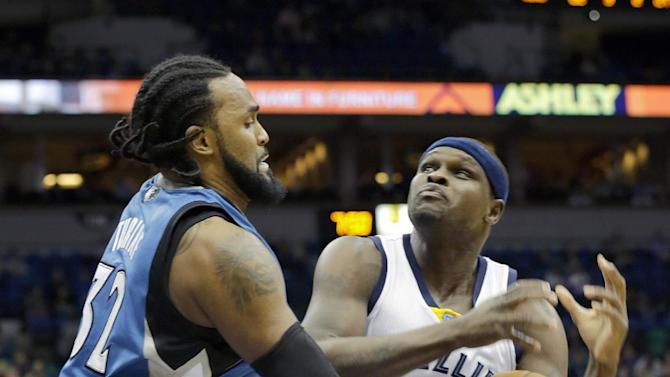 Timberwolves deal Grizzlies tough loss, 102-88