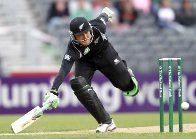New Zealand v Bangladesh - 3rd ODI
