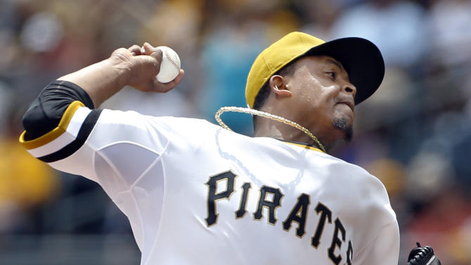 Patience helping Pirates rebound from slow start