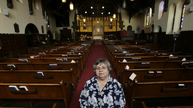 Law shields churches, leaves pensions unprotected