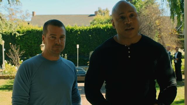 NCIS: Los Angeles: Sam Going Soft