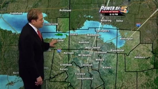 Snow expected to help ring in New Year